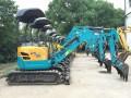 二手久保田15挖掘机-专注日本高端二手小型挖掘机