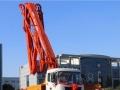 转让 混凝土泵车三一重工41米混凝土泵车42米双桥泵车