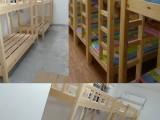 河南省郑州市新郑市华闻家具公司供应上下床实木床儿童床学生床
