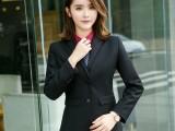 新款职业套装女西服黑色潮流时尚职业西装工作服