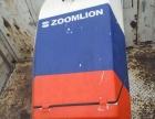 转让 混凝土泵车中联重科2011年中联14兆帕车载泵