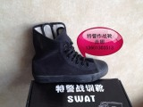 警察高腰训练鞋 警察夏季作训鞋厂家