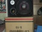 CD低音炮音箱