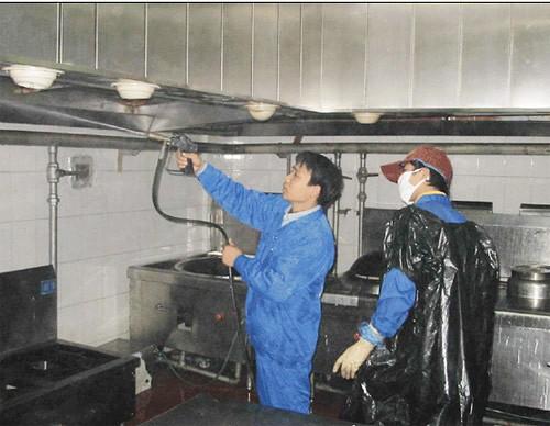 龙岗坪山工程开荒清洁专业厂房楼宇清洁广场地面清洗
