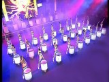 上海开场绛州鼓乐表演 杨门女将 普天同庆 盛世龙腾 威风锣鼓