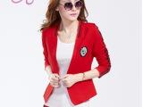 2014韩版运动服套装女大码三件套时尚卫衣运动套装一件代发