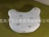 厂价 天然乳胶枕头天然乳胶婴儿定型枕卡通