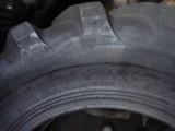 拖拉機鋼圈內胎含外胎14.9-24人字輪胎