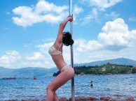 成都性感酒吧热舞领舞人气道具舞零基础培训包学包会包就业