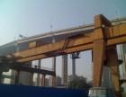 龙门行车回收 双梁码头吊回收 苏州二手行车回收