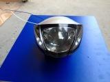 厂家直销简易款电动车超亮LED大灯 电瓶车新款前照大灯(拿样)