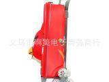 厂家直销愤怒的小鸟3D儿童拉杆箱旅游行李箱小学生男17寸拉杆书包