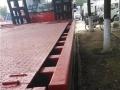 最经济最实惠款可拉25吨挖机的楚风后八轮平板车出售