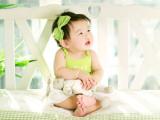 朱涇附近給寶寶滿月照的兒童攝影