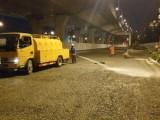 无锡新吴区洒水车出租工地送水车及路面冲洗泥土