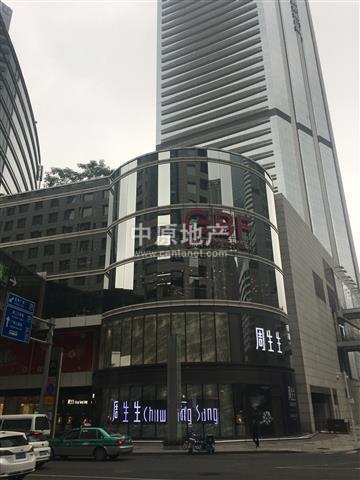 珠江新城 高德置地春广场招租 免进场费 免拥金