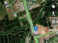 南珠大道园博园与桂林电子大学附近97亩商住地出售