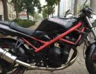 雙缸水冷 鈴木二手摩托車 離京急售
