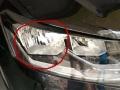 汽车玻璃修复大灯修复凹陷修复