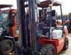 上海奉贤个人急转自用合力3.5吨二手叉车,升高4米侧移二手7