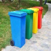 河北绿美环卫垃圾箱的2018年走向分析