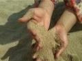 厂家供应儿童游乐场用沙子