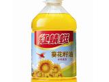 红蜻蜓纯正原味菜籽油5L 非转基因食用油  家庭必备  郑州批发