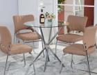 特价玻璃钢化小桌子价格洽谈桌休闲桌价格