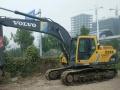 转让 挖掘机沃尔沃便宜转让个人精品沃尔沃210
