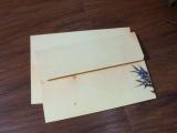 岁月坊 高档信封 中国风复古个性信封之樱