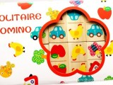 木制玩具 骨牌配对多米诺|益智高品质玩具
