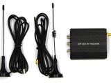 无线电梯监控 无线图传方案IDC-UHF UHF发射500M