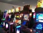 电玩倒闭,转让一批二手投币游戏机,动漫电玩设备