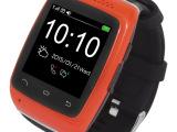 安卓蓝牙智能手表触摸屏安卓智能手表 运动手环 可穿戴设备