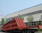 汕头大件运输公司-工程机械设备运输拖板车