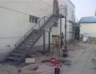 钢结构现浇楼梯楼板阁楼制作楼梯焊接阳光房制作