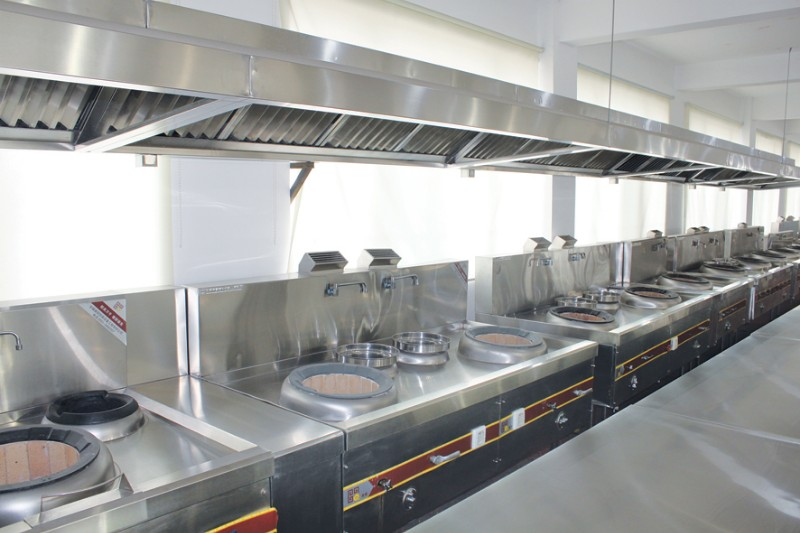 梅州市梅县专业做酒店餐厅白铁通风工程及抽排烟系统工程安装