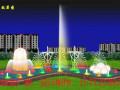 山东喷泉假山 山东假山喷泉 东营水景喷泉设计施工
