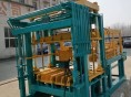 陕西大型液压砖机厂家设备出口