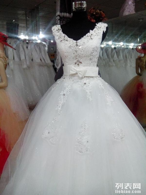 90印象新娘会馆全新婚纱礼服已到货