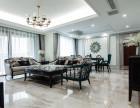 金辉城江城著洋房美式轻奢风格装修设计实景完工图