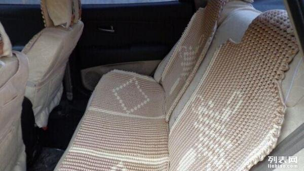 批发零售汽车专用手工编织坐垫