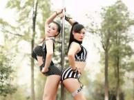 广安聚星钢管舞学校中国钢管舞协会体育舞蹈协会指定钢管舞培训