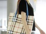 001韩版子母女包单肩手提包正反两用PU包百魅潮一件代发批发零售