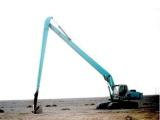 本溪加长臂挖机出租 本溪轮式挖机租赁 攻城兵设备租赁