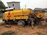 福建漳州东山混凝土地泵车,车载泵车出租出售租赁