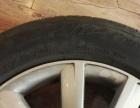 米旗林235 R19轮胎轮毂四套