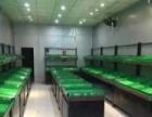 批发全新超市货架 仓库货架 搭建阁楼平台 玻璃展示柜 水果蔬菜货
