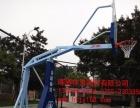 钢化玻璃厂价直销 价格合理 送货上门安装移动篮球架厂家
