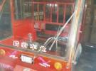 拉座的电动三轮车六十伏带充电器 一米棚车3500元